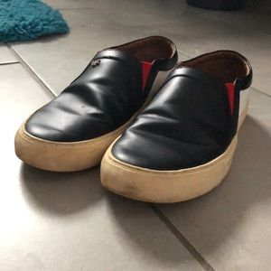 Men's givenchy slip on trainers size 8